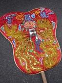 文轎罩、武轎蓬、滴水、轎眉、轎棍彩、娘傘、日月扇(宜蘭神佛繡莊):2尺2吋5平繡日月扇(金龍金鳳)3.jpg