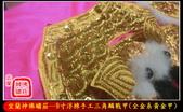 神明衣(神衣)、軟身衣、戰甲、竹衣、濟公衣、披肩(宜蘭神佛繡莊):9尺浮棉手工三角鱗戰甲(全金系)3.jpg