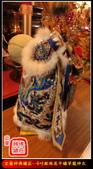 神明衣(神衣)、軟身衣、戰甲、竹衣、濟公衣、披肩(宜蘭神佛繡莊):6吋銀絲底平繡草龍神衣(太子披風)實穿2.jpg