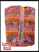 文轎罩、武轎蓬、滴水、轎眉、轎棍彩、娘傘、日月扇(宜蘭神佛繡莊):9尺平繡電車娘傘(普通版)