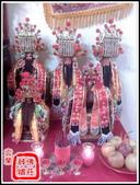 未分類相簿(宜蘭神佛繡莊):神像用紀念披帶(羅東天后殿)