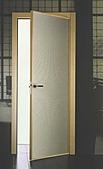▄ ▃ ▂ 大光興不鏽鋼門窗金屬工程有限公司▂ ▃ ▄ :木作玻璃單開門.jpg