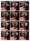 香奈兒汽車用品:閃鑽汽車安全帶插扣一對批發零售160907p25 (1).jpg