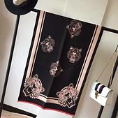 chanel burberry gucci各名牌圍巾 披肩:kenzo虎頭羊絨圍巾批發零售531612tmp50 (2).jpg