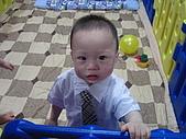 我們滿一歲一個月了~端午節快樂:CIMG4460.JPG