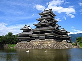 黑部立山:松本城11