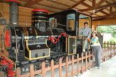 浴火重生的集集火車站:集集的舊火車