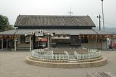 浴火重生的集集火車站:集集火車站前