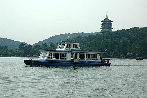 風景如畫的杭州西湖  文学欣賞