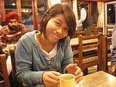 2008 india trip:Cannie@Rice Bowl.JPG
