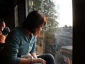 2008 india trip:Cannie@CCD-1.JPG