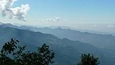 新竹縣 鵝公髻山:山頂遠眺